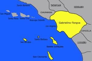 tongva territory