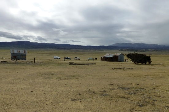 View to south across Van Metre Ranch Ranch (C. Almdale 12/20/14)