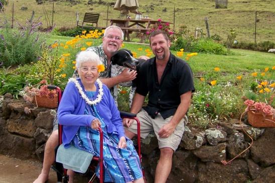 Maya, Mark and Kevin