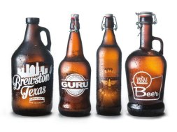 Typical growlers (google images)