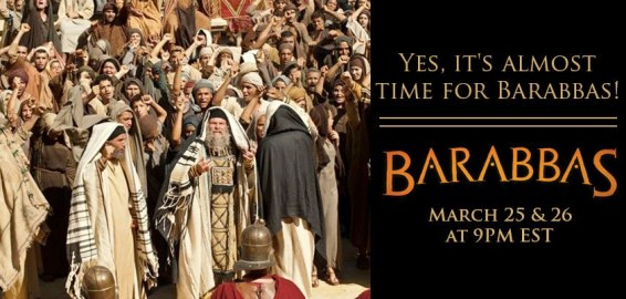 Barabbas mini-series poster (Crossmap.com)