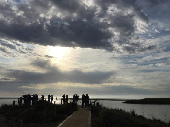 Clouds between showers (Chris Tosdevin 10-23-16)
