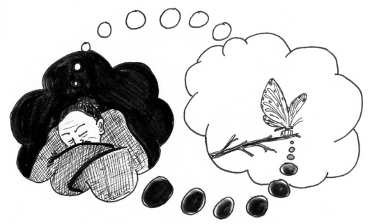 Chang Zhu and the butterfly dream of one another ()